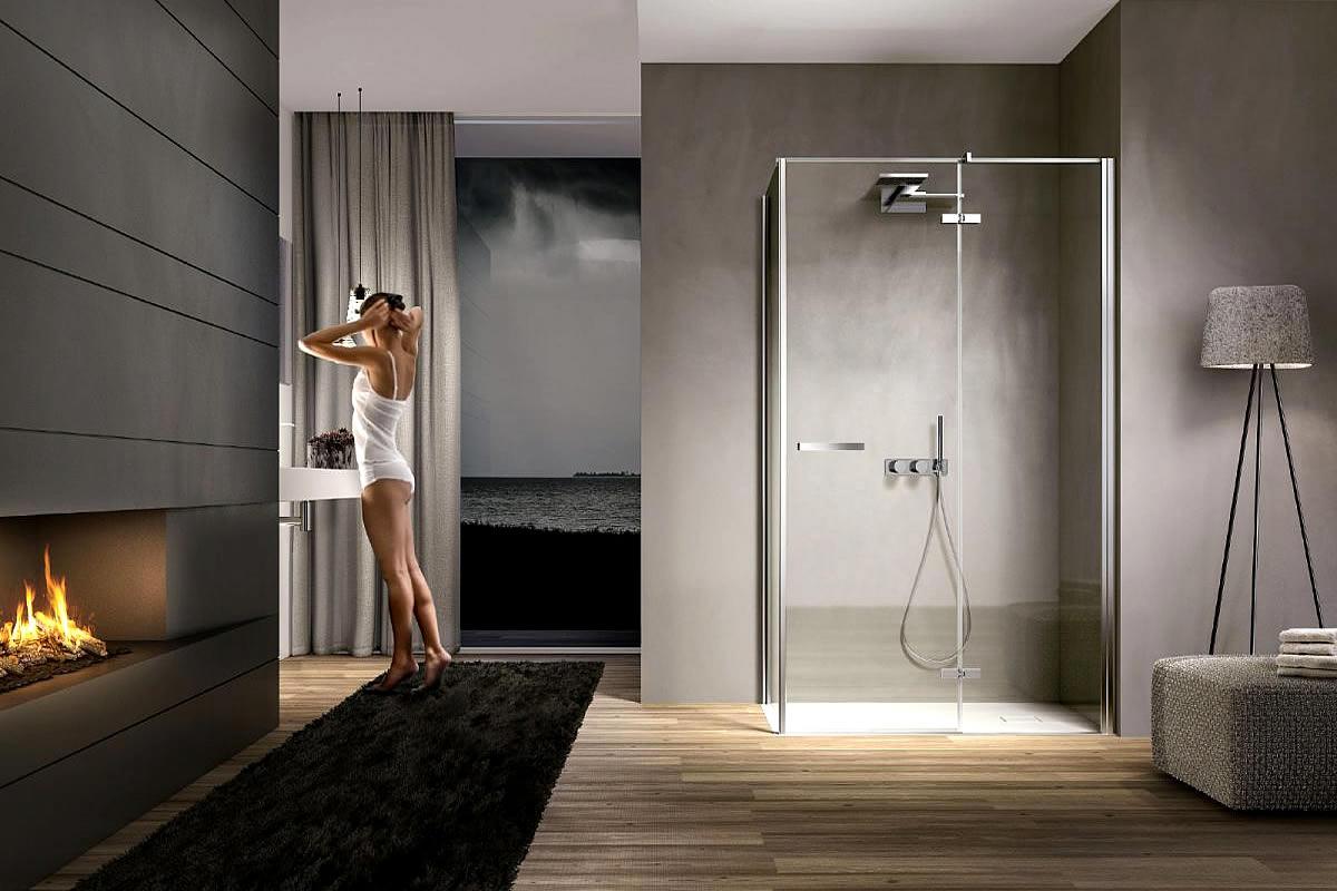 Box doccia saune e vasche termosanitaria ghielmetti - Cabine doccia moderne ...